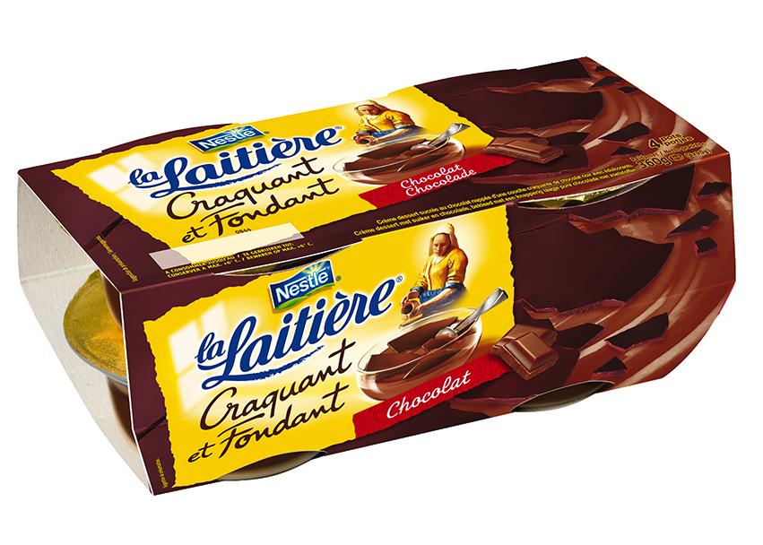 Chocolat 4x90g
